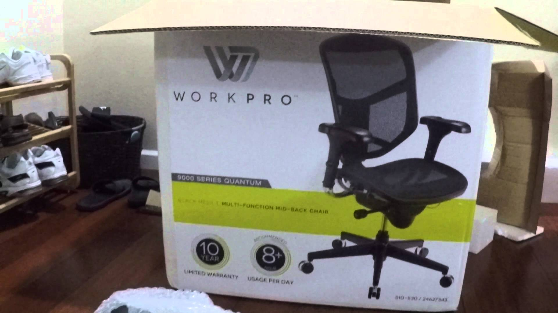 workpro quantum 9000 review